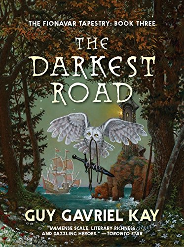 9781443409629: The Darkest Road (Fionavar Tapestry)