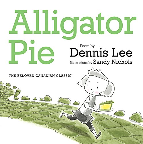 9781443411615: Alligator Pie Brd Bk
