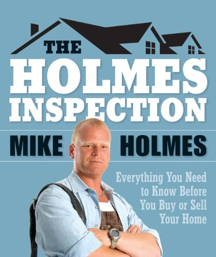 9781443412261: The Holmes Inspection: Everything You Need to Know Before You Buy or Sell Your Home