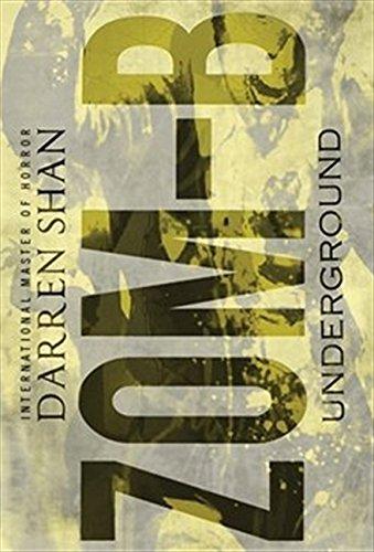 9781443415118: Zom-B: Volume 2 Underground
