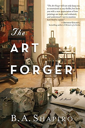 9781443418034: The Art Forger
