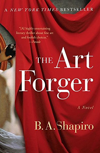 9781443418041: The Art Forger