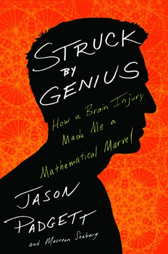 9781443418164: Struck By Genius: How A Brain Injury Made Me A Mathematical Marve