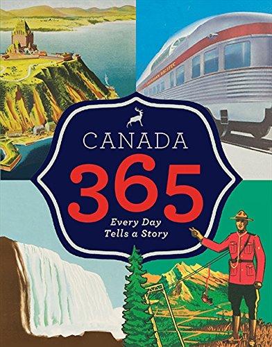 9781443418355: Canada 365