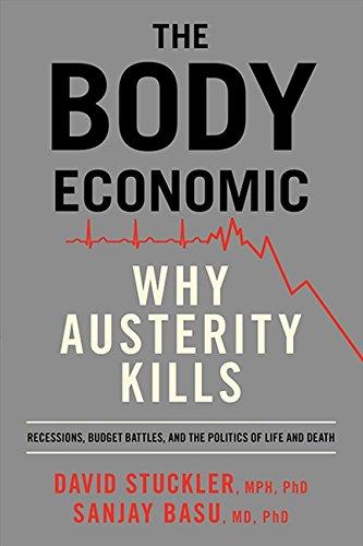 9781443420457: The Body Economic