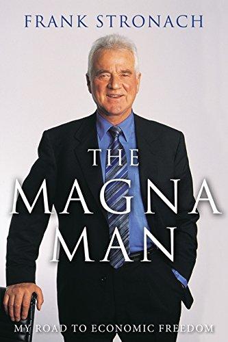 9781443420709: The Magna Man