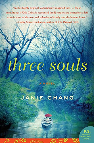 9781443423915: Three Souls
