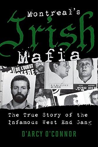 9781443427814: Montreal's Irish Mafia