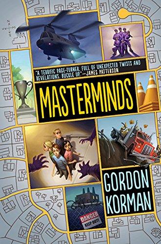 9781443428736: Masterminds