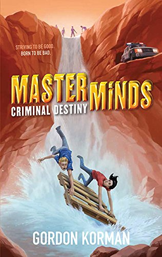 9781443428767: Masterminds: Criminal Destiny