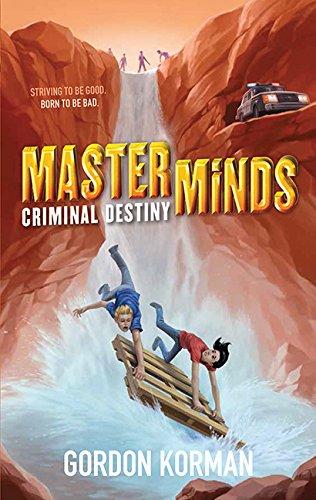 9781443428767: Masterminds: Criminal Destiny