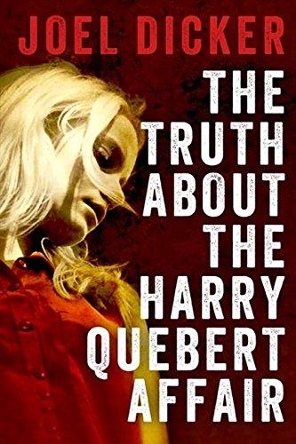 The Truth About The Harry Quebert Affair: Joel Dicker