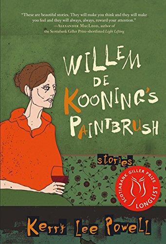 Willem De Kooning's Paintbrush: Powell, Kerry Lee