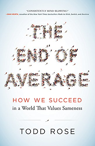 9781443437134: The End of Average: How We Succeed in a World That Values Sameness