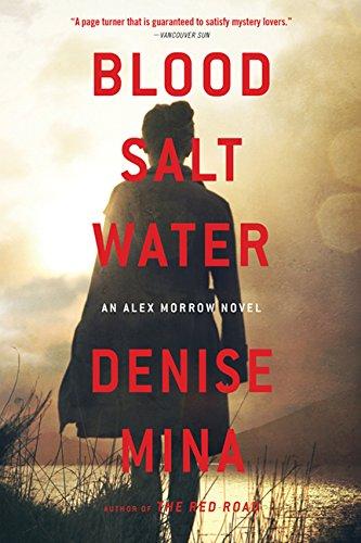 9781443442282: Blood, Salt, Water (Alex Morrow)