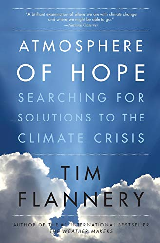 9781443442398: Atmosphere Of Hope: Searching for Solutions to the Climate Crisis