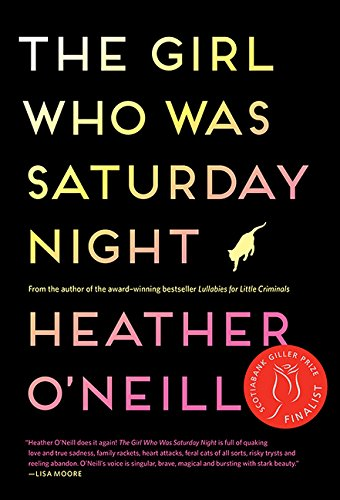 9781443442459: The Girl Who Was Saturday Night