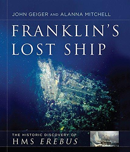 9781443444170: Franklin's Lost Ship: The Historic Discovery of HMS Erebus