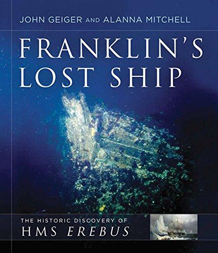 9781443444187: Franklin's Lost Ship: The Historic Discovery of HMS Erebus