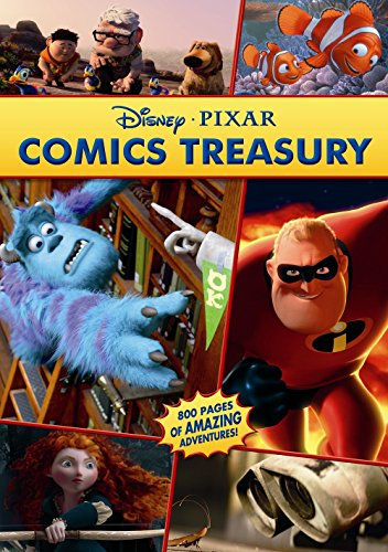 9781443444859: Disney*Pixar Comics Treasury