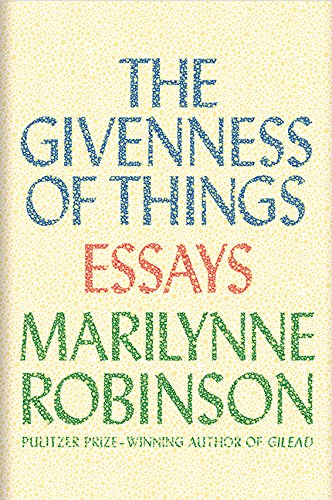 9781443446037: The Givenness Of Things