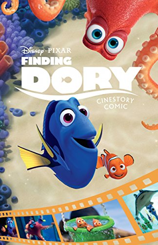 9781443450805: Finding Dory Cinestory Comic (Disney*Pixar)