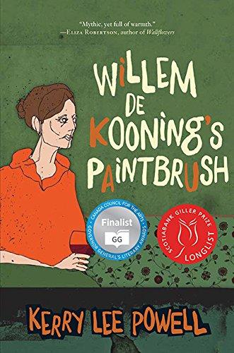 Willem De Kooning's Paintbrush: Kerry Lee Powell