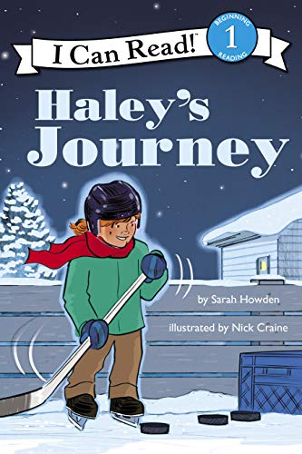9781443457330: Hayley's Journey (I Can Read!, Level 2)