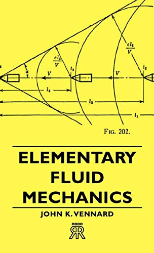 9781443720533: Elementary Fluid Mechanics