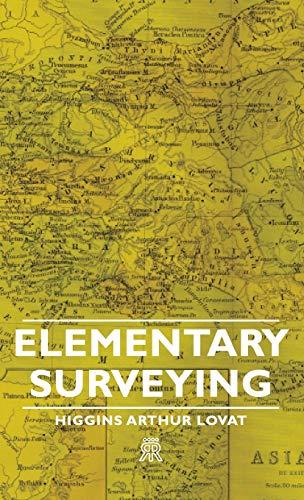 9781443720557: Elementary Surveying