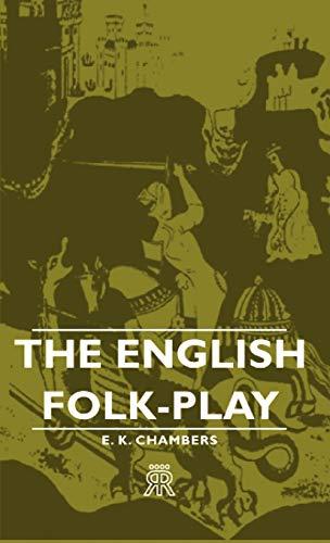 9781443720861: The English Folk-Play