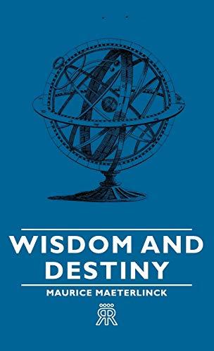 9781443721073: Wisdom and Destiny