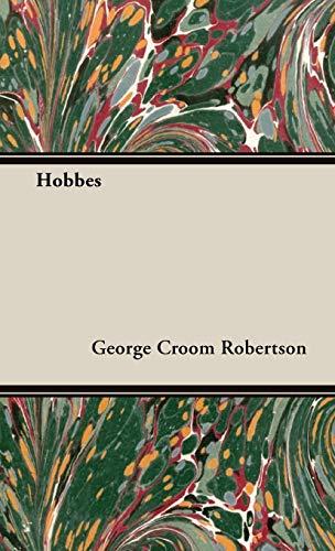 9781443722285: Hobbes