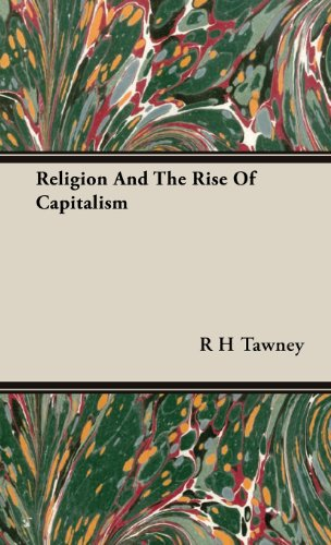 9781443723732: Religion and the Rise of Capitalism
