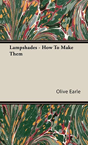 9781443724272: Lampshades - How To Make Them