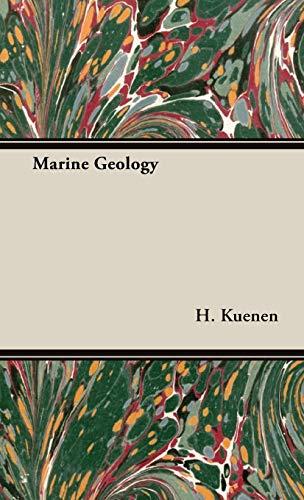 9781443725101: Marine Geology