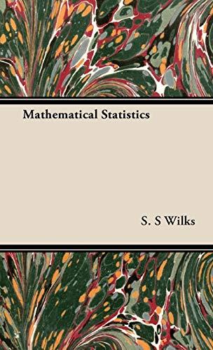 9781443725255: Mathematical Statistics
