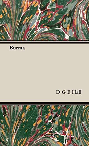 9781443725415: Burma