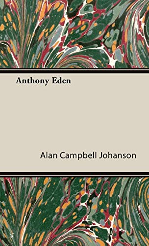 9781443725743: Anthony Eden