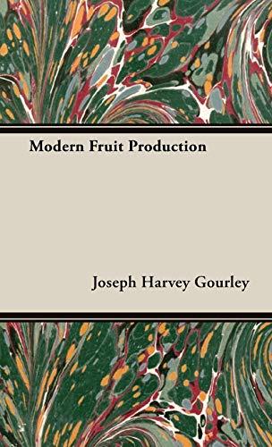 9781443726061: Modern Fruit Production
