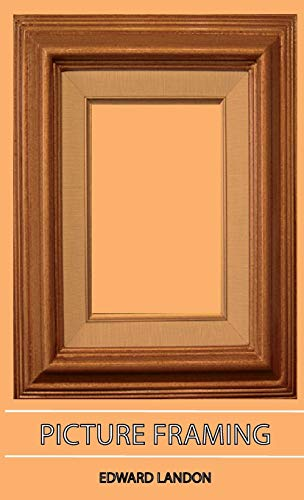 9781443726856: Picture Framing
