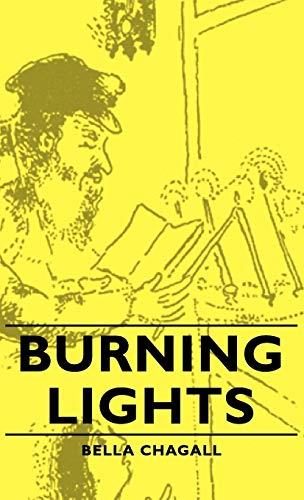 9781443728744: Burning Lights