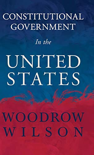 9781443729550: Constitutional Government in the United States