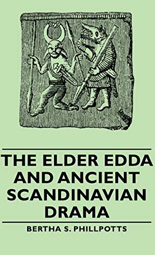 9781443730518: The Elder Edda and Ancient Scandinavian Drama