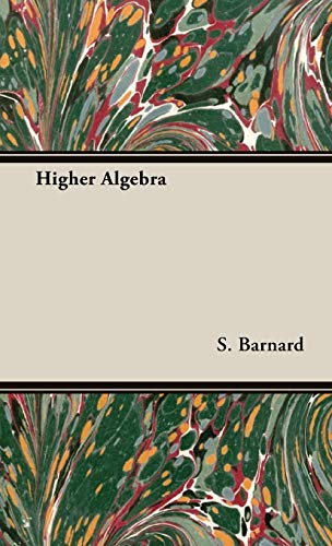 9781443730860: Higher Algebra