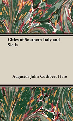 9781443732185: Cities of Southern Italy and Sicily