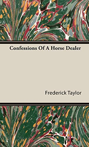 9781443732284: Confessions Of A Horse Dealer