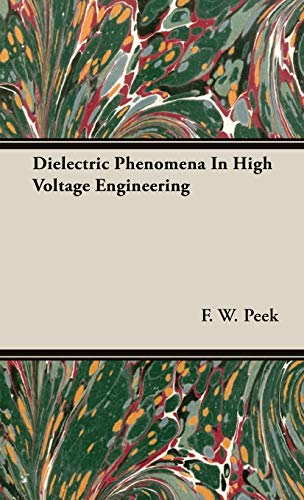 9781443732321: Dielectric Phenomena In High Voltage Engineering