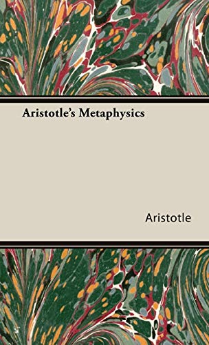 9781443732772: Aristotle's Metaphysics