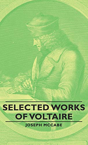 9781443733168: Selected Works of Voltaire